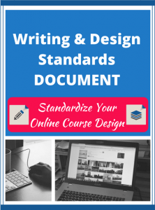 Writing and Design Standards Document - The ECA Free Resource Library