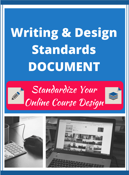 Writing and Design Standards Document