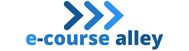 e-course alley logo