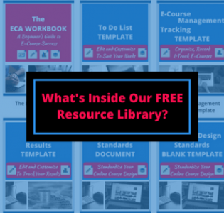 What's Inside Our FREE Resource Library