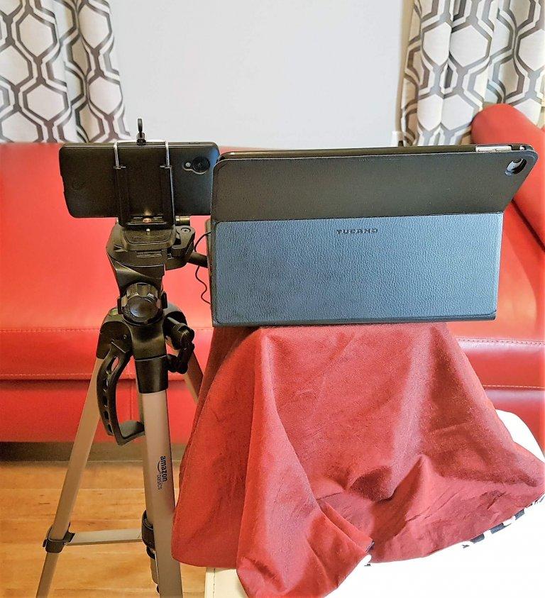 Video Set-Up - Back