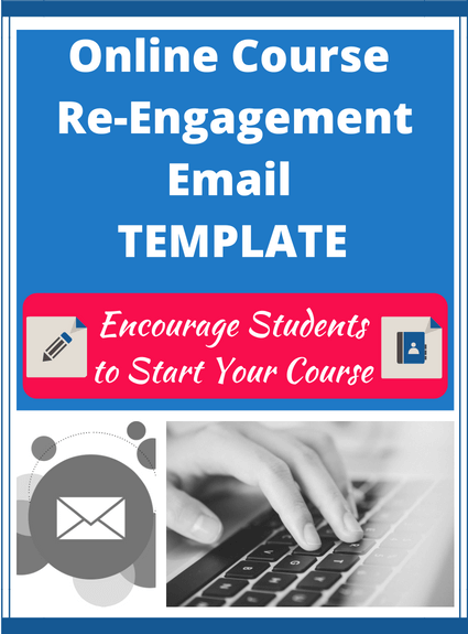 Online Course Re-Engagement Email Template