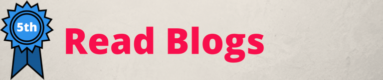5th - Read Blogs