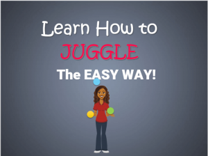 Articulate Storyline Juggling Course Example
