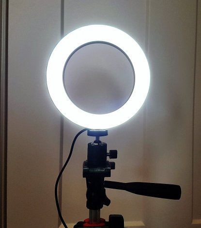 Ring Light - Close up