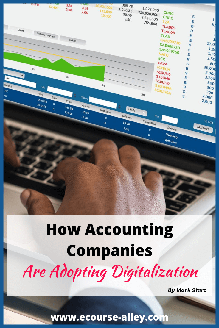 How Accounting Companies Are Adopting Digitalization