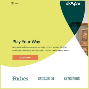 Skoove - Play Your Way
