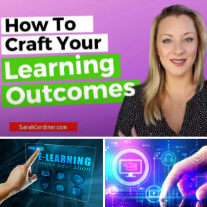 How To Craft Magnetic & Compelling Learning Outcomes To Build & Sell a Quality Online Course